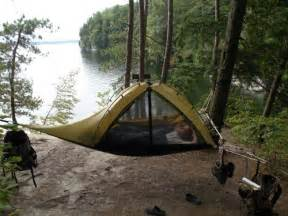 3 Point Hammock introducing the 3 point hammock tent