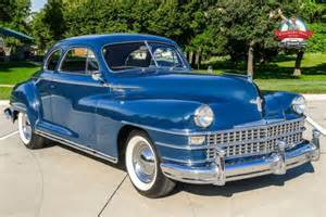 Chrysler Club by 1948 Chrysler Club Coupe For Sale Photos