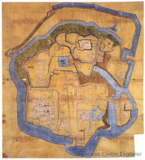 himeji castle floor plan japanese castle explorer himeji castle 姫路城