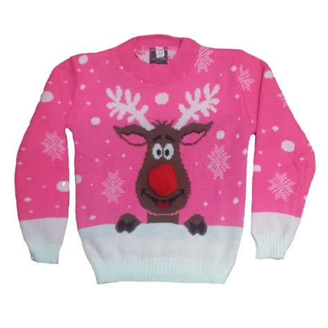 waitrose child christmas jumper childrens jumper boys retro vintage winter sweater ebay