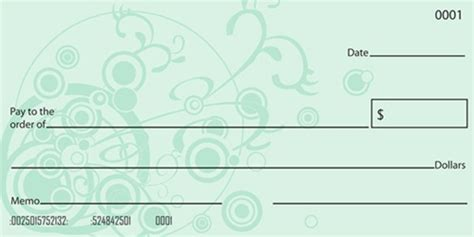 Large Check Template pics for gt cheque template