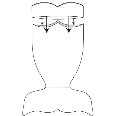 adult mermaid tail blanket free pattern sew much ado