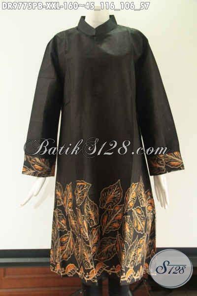 jual tunik batik modern kwalitas bagus harga terjangkau