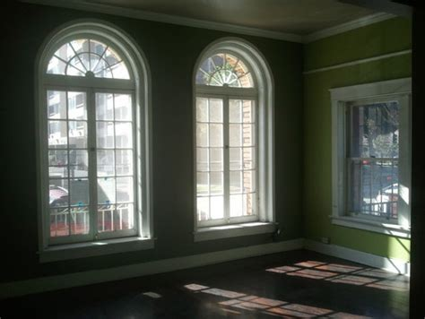 Curtains For Palladian Windows Decor Need Some Advice For My Row Of Palladian Windows Paint Curtains