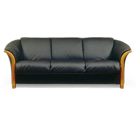 ekornes leather sofa ekornes manhattan sofa from 2 595 00 by stressless