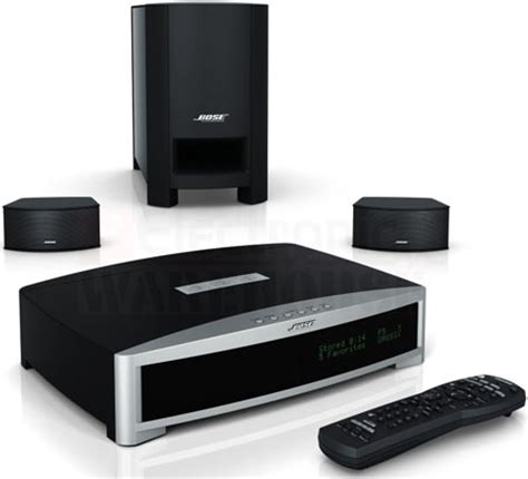 bose 321 gsx series iii black dvd home theater system