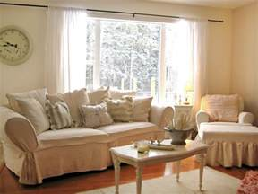 shabby chic livingroom white shabby chic living space photos hgtv