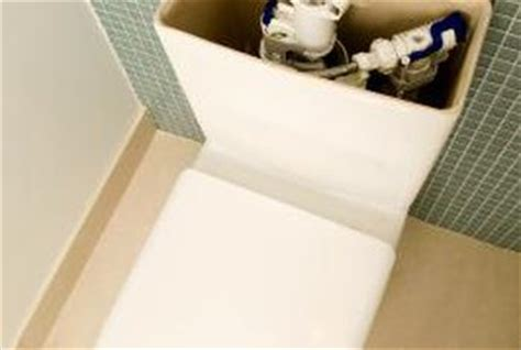 duravit toilet water level how to adjust the ball in a toilet home guides sf gate