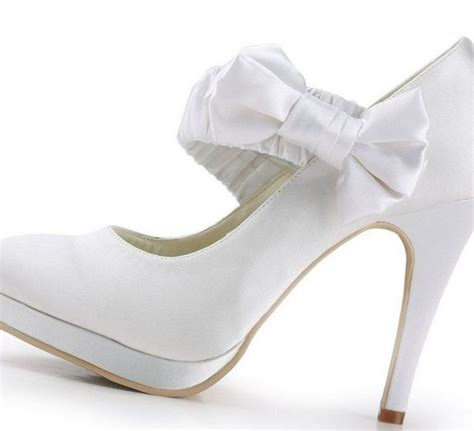 Wedding Shoes With Platform by Wedding Shoes With A Platform