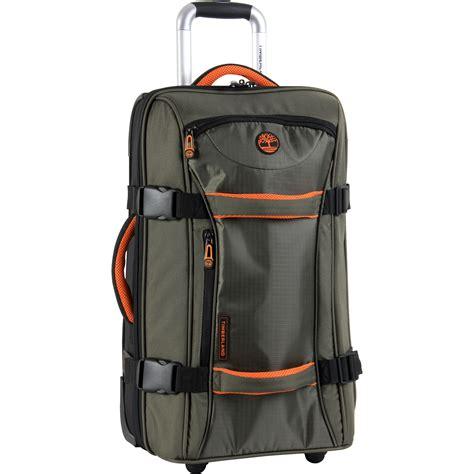 Timberland Travel Bag 1 timberland mountain 22 quot wheeled duffle luggage pros