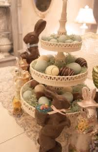 Easter Decorations For Home by My Romantic Home Bingo And Easter Decor