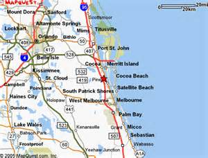 map of brevard county merritt island cocoa