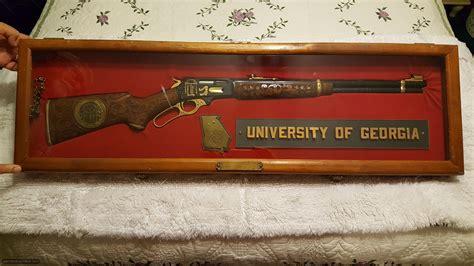 Custom Engraved custom engraved marlin rifle of