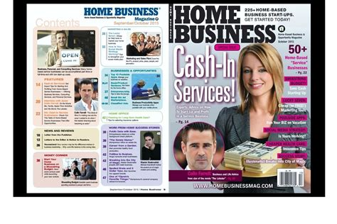 october 2015 issue read free home business magazine