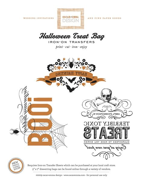 printable halloween iron on transfers pin by oh rubbish on halloween ideas pinterest