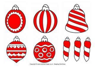 christmas bauble decorations printable christmas bauble decorations printable