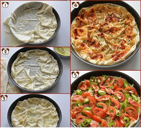 kolay pratik ev yapimi citir yufkalı evde pizza tarifi oktay usta yapılışı en kolay