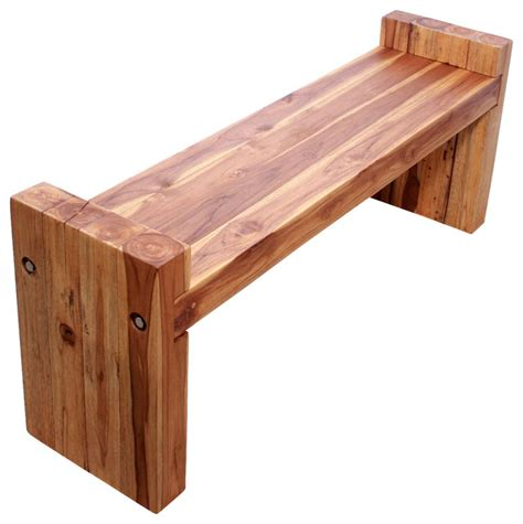 houzz benches shop teak garden benches on houzz teak storage bench