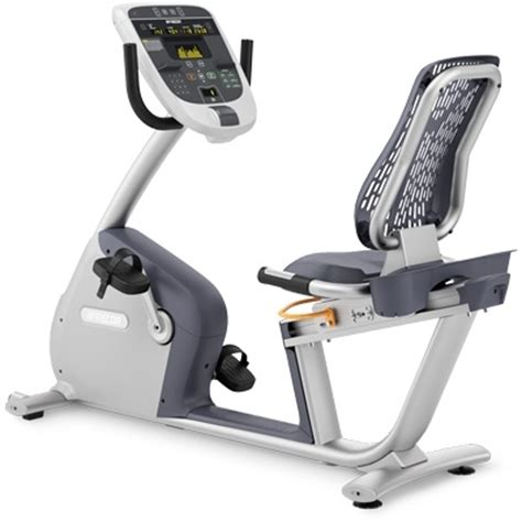 precor rbk 835 recumbent bike exercise bike used