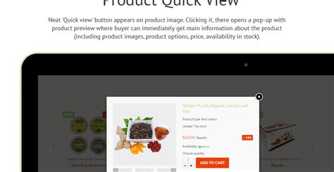 shopify themes tea food and beverages shopify theme