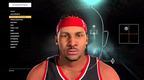 Allen Discovered Downloaded by Nba 2k16 How To Look Like Allen Iverson