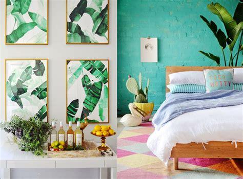 HOW TO: TROPICAL INTERIORS Apartment Number 4 Award Winning Interior Design & Lifestyle Blog