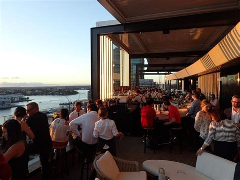 top bars in sydney sydney s coolest rooftop bar with view over darling harbour tripatrek travel