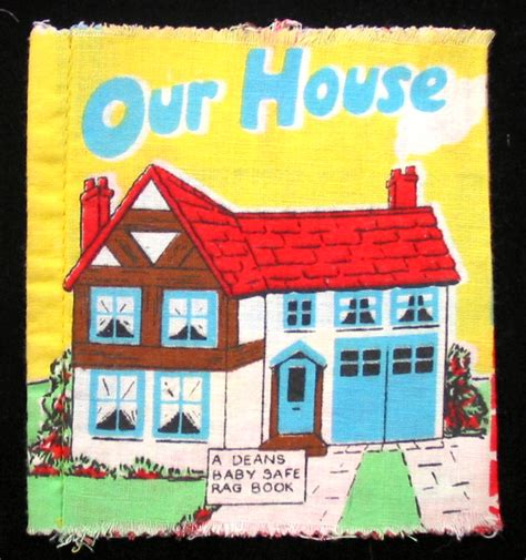 our house a cloth books book children s books