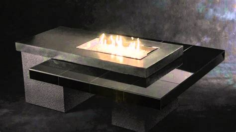 Propane Fire Pits With Glass. Designing Fire: Manufacturer
