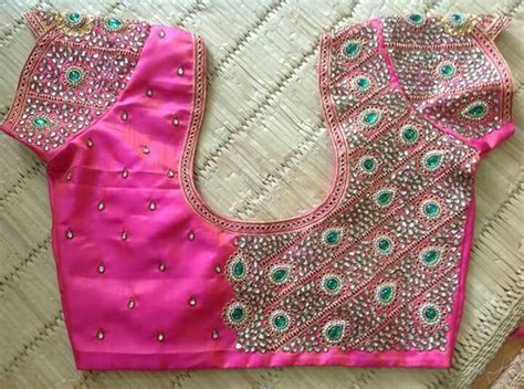blouse pattern works 55 latest maggam work blouse designs that will inspire you