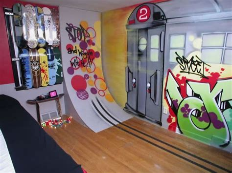 skateboard bedroom furniture ryan has wanted this forever for the home pinterest skateboard room bedrooms and room