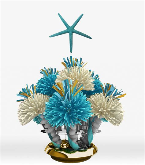Sea Decoration Ideas Themed Party Centerpieces And Wedding Centerpieces By