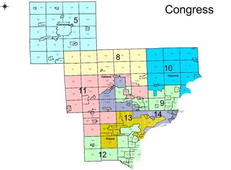 us congressional districts map by zip code michigan district map quotes