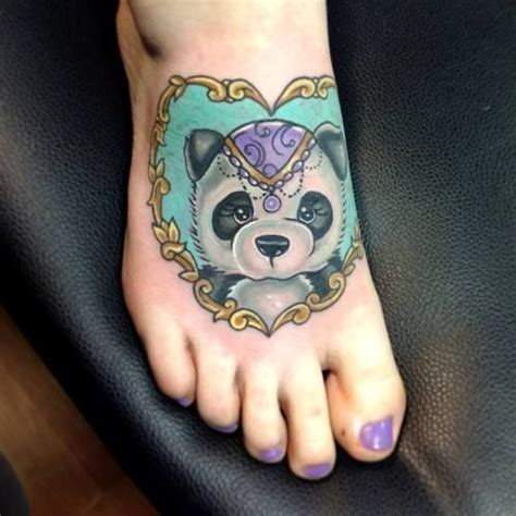 panda tattoo finger 1000 ideas about panda tattoos on pinterest cute