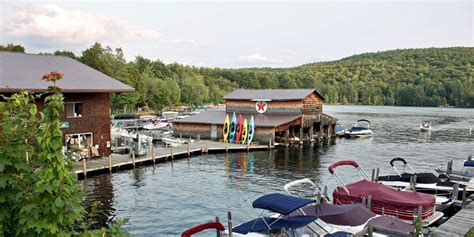 squam lake boat tours holderness new hshire notable