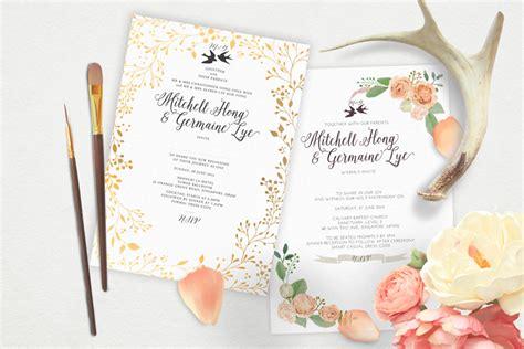 invitation card design singapore invitation card wedding singapore gallery invitation