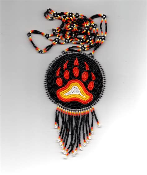 beadwork indian beadwork paw americans