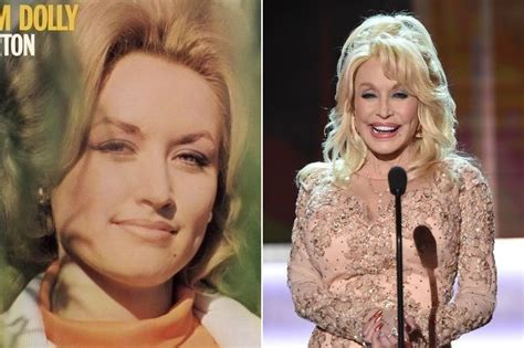 country stars where are they now dolly parton then and now country stars zimbio