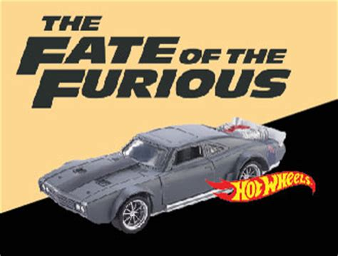 Hotwheels Reguler Charger The Fate Of The Furius most wanted toys summer 2017