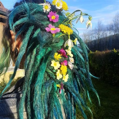 colored dreads best 25 colored dreads ideas on dreads