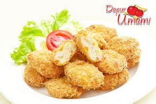 membuat nugget ayam sederhana boleh asyik cara membuat nugget ayam sayur