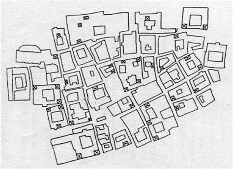 House Plan Layouts by Introduction To The Islamic City Muslim Heritage