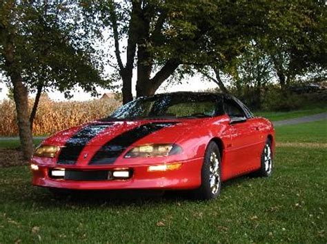 1995 camaro z28 lt1 horsepower 95 z28 lt1 1995 chevrolet camaro specs photos