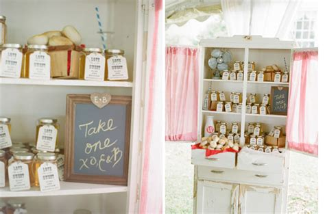 6 classic favor display ideas project wedding