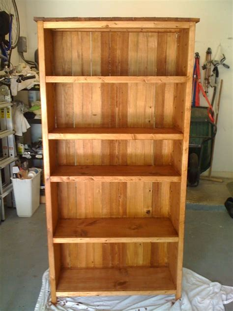 rustic style bookcase kreg owners community bookcase