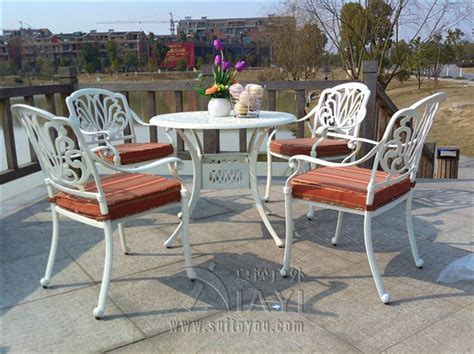 Cast Aluminum Outdoor Furniture Cast Aluminum Used Cast Aluminum Patio Furniture