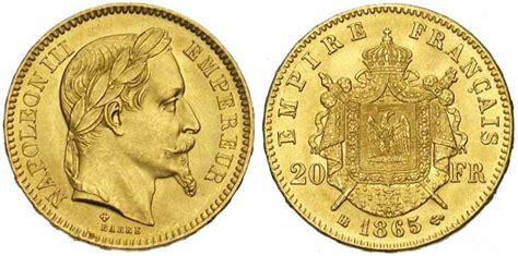 d or non le napol 233 on 20 francs or n est pas un louis d or