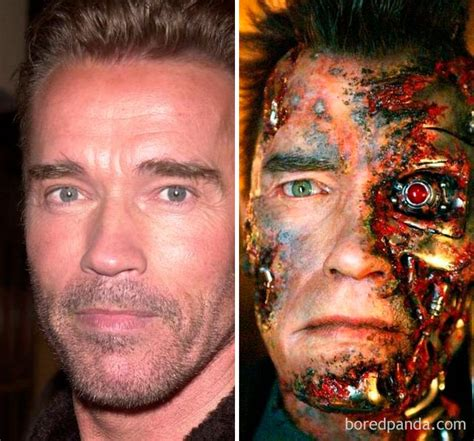 Makeup Johnny Andrean 30 pics of actors before and after applying