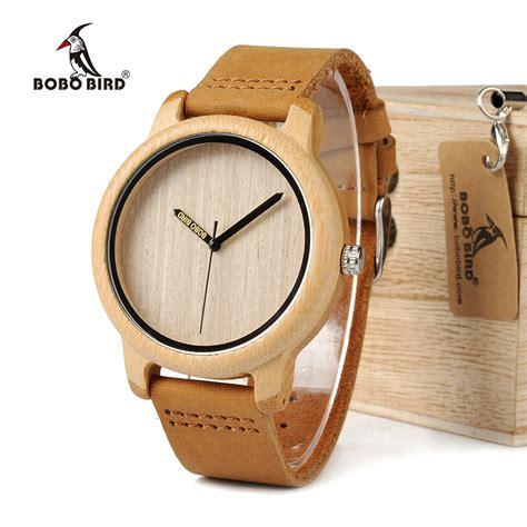 New Quartz 2035 Quartz Pointer Logo Laser Customized Item Dropsh aliexpress buy bobo bird wa22 womens bamboo wooden watches japan quartz 2035 quartz