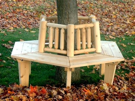 wrap around tree bench plans wrap around tree bench plans woodworking projects plans